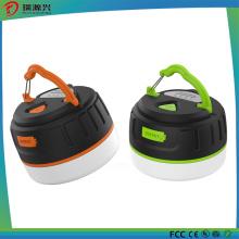 Waterproof Magnetic Camping Lantern with 5200mAh Power Bank