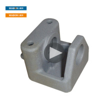customized steel Casting Mechanical Components