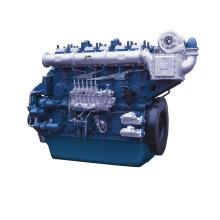 China beste Marinemotorfabrik 100hp chinesischer Diesel-Marinemotor spritzt Schiffsmotor mit geatbox