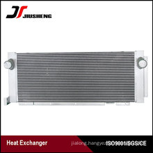 Air To Water Heat Exchanger For Doosan DH370-9 Digger Radiator