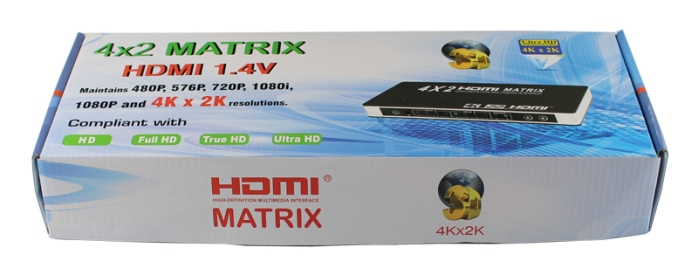 4k Hdmi Matrix