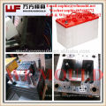 China supply quality products car battery shell mould plastic injection auto battery shell mould made in China