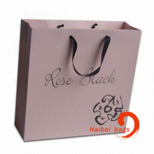 Satin Handles Paper Bag