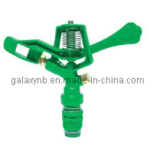 """Full Circle Plastic Impact Sprinkler with 3/4"""" Male Threads"""