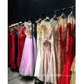 A-line/Princess Straps Court Train Chiffon 1/2 Sleeves prom Dress ED532