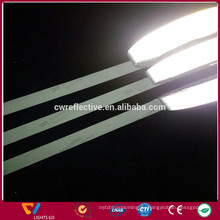 высокий свет черный матовый светоотражающие ремни безопасности ткань