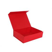 Boîtes de cadeau blanches de carton d'emballage de cosmétique d'impression faite sur commande
