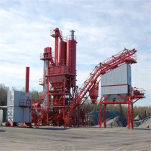 Efficiently Bitumen Asphalt Mixing Plant (180-240t/h)
