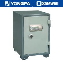 Caja de seguridad electrónica ignífuga Yongfa 77cm Height Ale Panel con perilla