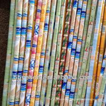 beautiful designs wooden broom handle, wooden broom stick