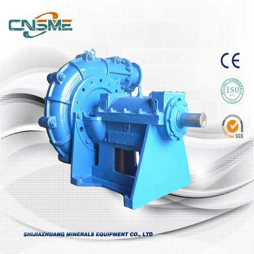 Metal High Pressure Slurry Pump