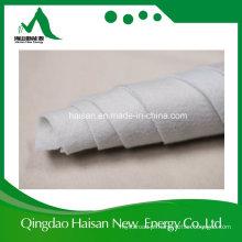 Tela 100g Não-Tecida do Geotêxtil dos PP / Pet do Short-Fiber para o Counstruction