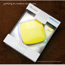 Clear Plastic Power Bank Verpackungsbox Made in China
