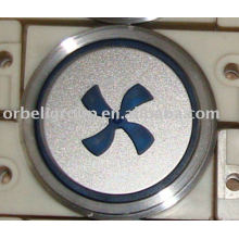 Elevator push button for fan,Lift parts