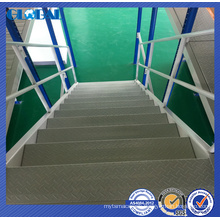 GLOBAL Anti-rust Steel Mezzanine Pallet Rack/multi-layer mezzanine with stairs