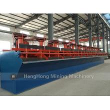 Machine de flottation de série de JJF pour le plastique de minerai de cuivre d'or