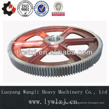 Forging Welding Gear Wheel