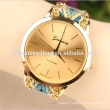 2015 Newest arrival ladies geneva wrist watch
