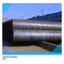 Soldadura longitudinal ERW, sierra, sierra, tubos de acero Efw