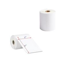 Leere 4x6 Zoll 100x150mm direkte Thermopapierrolle