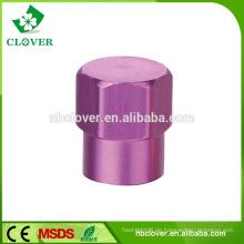 Aluminium kundenspezifische Reifenventilkappen
