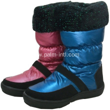 Fashionable Winter Footwear