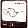 2017 Nice elegance Lady acetate optical glasses & eyeglasses