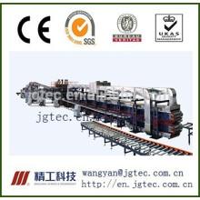Ligne de production de panneaux sandwich, fabricants de panneaux sandwich, machine de fabrication de blocs de mousse EPS