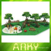 2014 Aire de jeux pour enfants en plein air