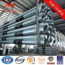Восьмигранная 11.8 м 500dan электроэнергии столб для электропередачи