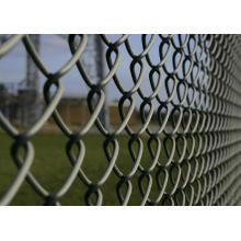Низкая цена оцинкованная цепь ссылка забор