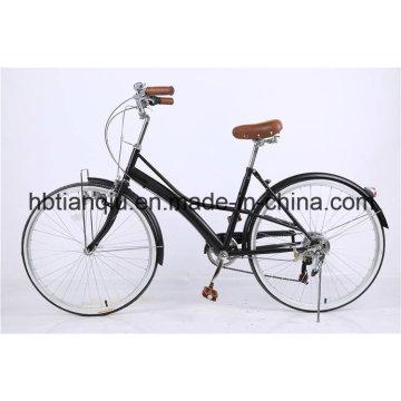 26 Inch Variuos Speed Lady Retro City Bike/Women Dutch Bike