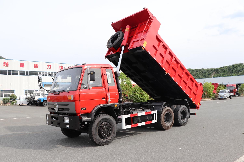 6×4 dump truck (5)