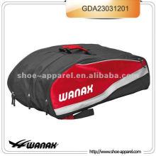 Benutzerdefinierte Tennistasche Badminton Tasche