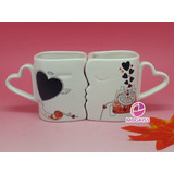Valentine Couple Color Changing Mug promotion souvenir gift