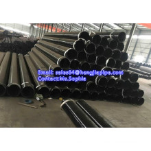 ASME B36.10 carbon steel tubes SMLS
