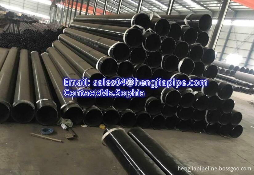 ASME B36.10 SMLS pipe