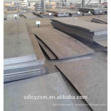 A36 plaque d'acier au carbone