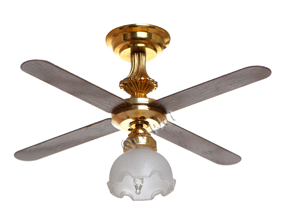 Dollhouse Ceiling Fan