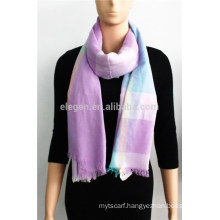 Yarn Dyed Cotton Scarf