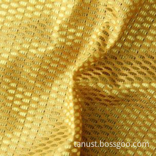 100% Polyester Knit Tricot Mesh Fabric T50