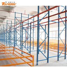shelving do alibaba Racking de aço resistente do armazém de armazenamento