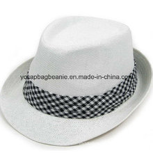 100%Straw Panama Hat, Straw Hat