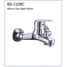 Bd2109c 40mm Single Lever Zinc Bath Faucet
