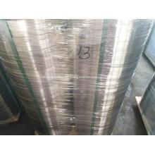 Brida de placa Monel Alloy K-500 UNS N05500 2.4375