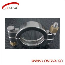 Staniless Steel High Pressure Clamp