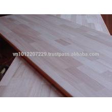 Panneau d'eucalyptus / comptoir / dessus de table