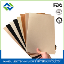 Ptfe teflon coated fiberglass fabric for screen printing press