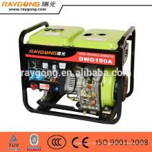 Sistemas de generador Diesel 5KVA