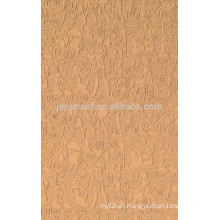 Pome Style Design E1 glue Embossed Hardboard